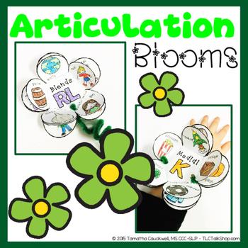 Articulation Blooms: Flower Craft and Bracelets for Articulation