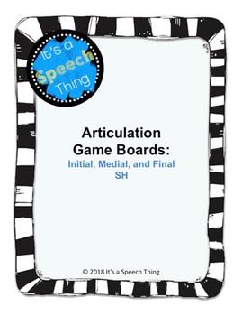 Articulation Boardgames- SH