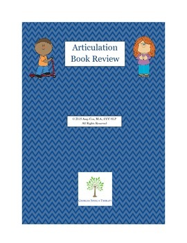Articulation Book Review