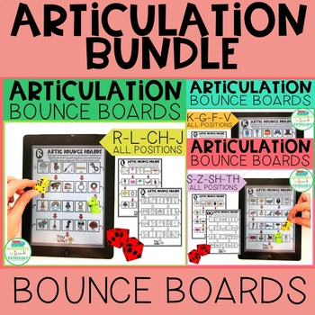 Articulation Bounce Board Bundle