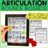 Articulation Bounce Boards for R-L-CH-J (No PREP)