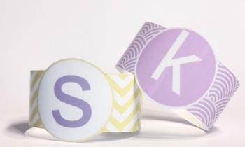 Articulation Bracelets Scallop Design