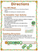 Articulation - Build A Caterpillar Early Sounds