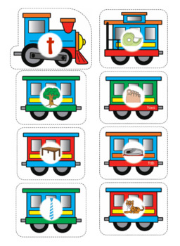 Articulation - Build A Train Early Sounds