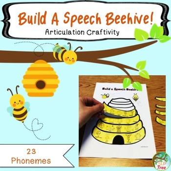 Articulation: Build a Speech Beehive