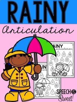 Articulation Bundle: Speech Therapy Activities