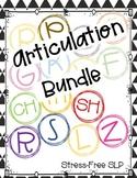 Articulation Bundle! (R,S,Z,L,K,G,F,V,CH,TH,SH,B,P,D,T)