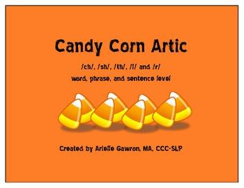 Articulation Candy Corn