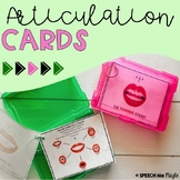 Articulation Cards