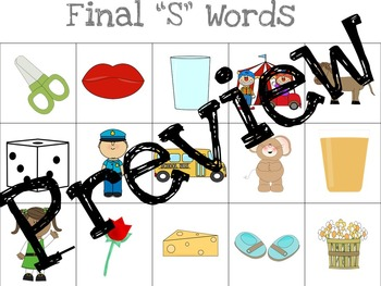 "Articulation Cards, ""WH"" Questions, and Coloring: L, S, R words in all positions"