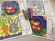 Easter Articulation Color by Symbol Hidden Images: A Speec