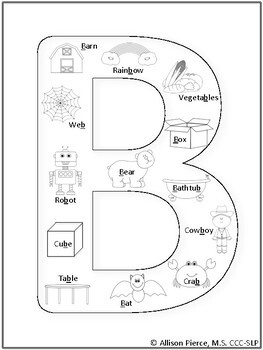 Articulation Coloring Pages