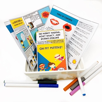 Articulation Activities and Books Bundle