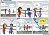 Articulation Comic: /k/ (3)