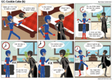 Articulation Comic: /k/ (4)