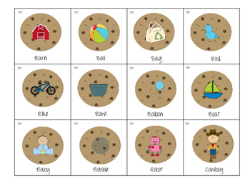 Articulation Cookies! An Interactive Articulation and Phonology Activity!