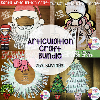 Articulation Craft Bundle