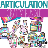 Articulation Crafts {A Growing Bundle}