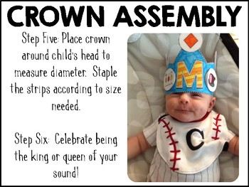 Articulation Crowns: Celebrate Success!
