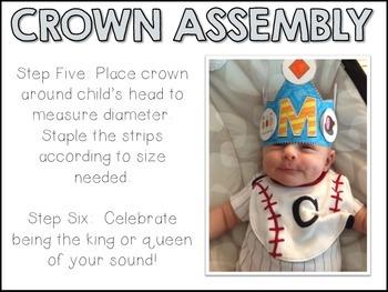 Articulation Crowns: /P/ FREEBIE