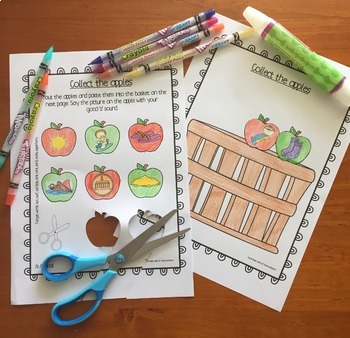 Articulation: Cut & Paste /f/ for speech and language therapy
