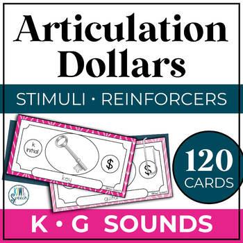 Articulation Dollar Bills - K and G