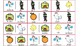 Articulation & Language Dominoes: CH