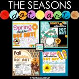 Articulation Dot Art Bundle {The Seasons}