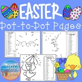 Articulation Dot-to-Dots: Easter
