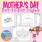Articulation Dot-to-Dots: Mother's Day