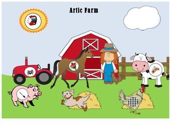Articulation Farm SP-Blend (FREEBIE)
