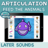 Articulation Feed the Animals / Pets Boom Cards later deve