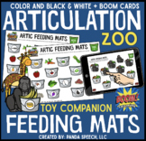 Articulation Feeding Mats for Zoo Animals: A Speech Therap
