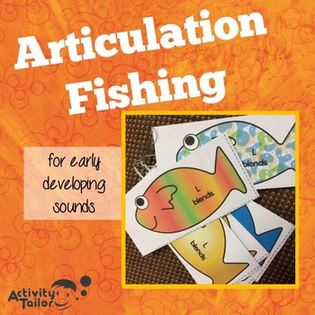 Articulation Fishing for Early Developing Sounds