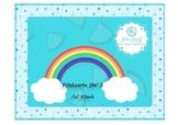 Articulation Flashcards for /S/ sound - Afrikaans Set 2