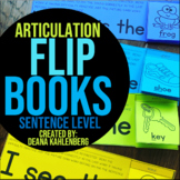 Articulation {Flip Books}