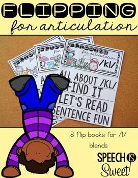 Articulation Flip Books Mega Bundle