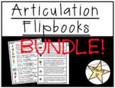 Articulation Flipbooks Bundle!