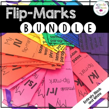 Articulation Flipmarks {BUNDLE}