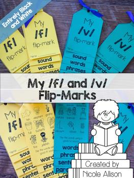 Articulation Flipmarks {F and V}