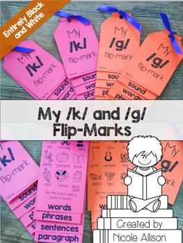 Articulation Flipmarks {K and G}