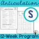 Articulation Fluency Home Practice /s/