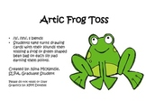 Articulation Frog Toss Game