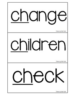 Articulation Fry Word Wall {Primary Colors Edition}