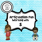 Articulation Fun: Working with S