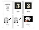 Articulation GO FISH for /Ɵ/ and /f/ minimal pairs