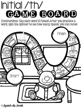 Articulation Game Boards {FREEBIE!}
