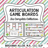 Articulation Game Boards - The Complete Collection