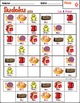 Articulation Activity for Speech Therapy (G sound): Picture Sudoku Game