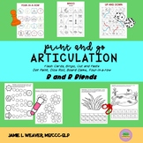 Articulation Games and Activities for R and R Blends